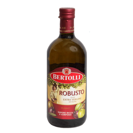 Bertolli - Robusto extra virgine olive oil - 1 liter