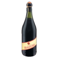Fragolino spago - strawberry pearl wine - 0,75l