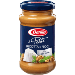 Barilla Pesto alla Siciliana with Ricotta Cheese and Nuts - 190g