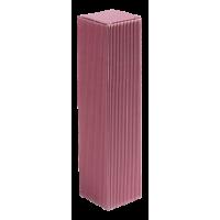 Papírová krabice na 1 láhev vína (bordó)