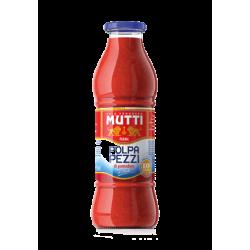 Mutti - rajčatová dřeň - 690g