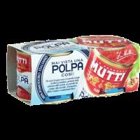 Mutti - jemně nasekaná rajčata - 2x 210g