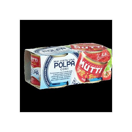 Mutti - finely chopped tomatoes - 2x 210g