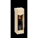 Dřevěná krabička pro 1 láhev vína