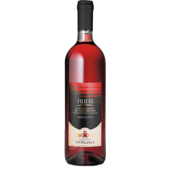 Cantina Dorgali - Cannonau di Sardegna DOC 2014 - Filieri - rosé - 0.75l