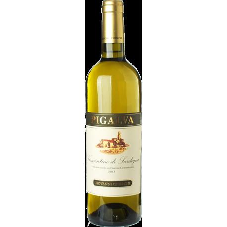 Giovanni Cherchi - Vermentino di Sardegna DOC 2013 - Pigalva - 0.75l