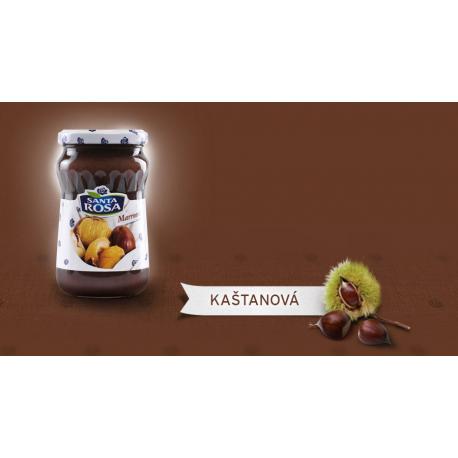 Santa Rosa marmeláda jahodová - 350g.