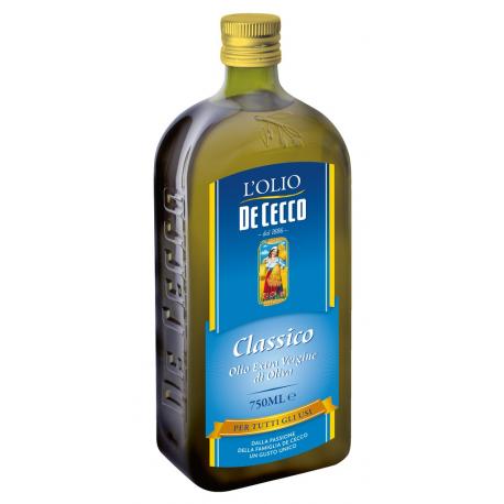 De Cecco - extra panenský olivový olej - 1l