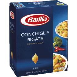 Barilla Conchiglie Rigate - 500g