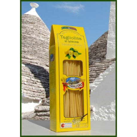 Tarall'Oro - citrónové tagliolini - 250g.