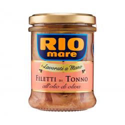 Rio Mare - tuňákové filety - 180g-