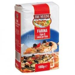 Tre Mulini - mouka z tvrdé pšenice - semola - 1kg