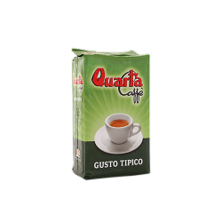 Quarta Caffé - káva Gusto Tipico - mletá směs - 250g.
