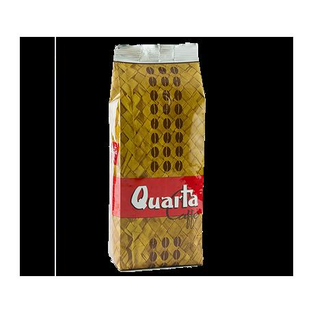 Quarta Caffé - Stuoia - kávova zrna - 250g.