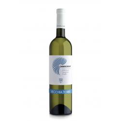 Cantina Vecchia Torre - Chardonnay Salento IGP Bianco 2015 - 0,75l