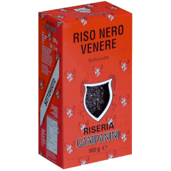 Campanini schwarz Reis Venere - 1kg