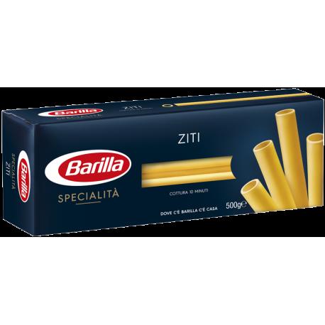 Barilla Specialita Ziti Napoletani - 500g.