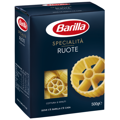 Barilla Specialita Ruote - 500g.