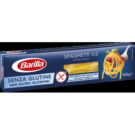 Barilla Spaghetti - senza glutine - 400g