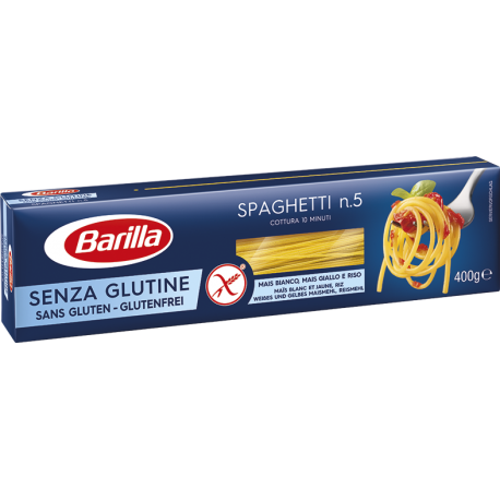 Barilla Spaghetti - glutein-free - 400g