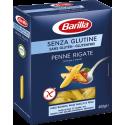 Barilla Penne Rigate - bezlepkové - 400g