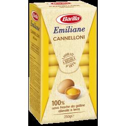 Barilla Emiliane Cannelloni pasta alla uovo - 250g