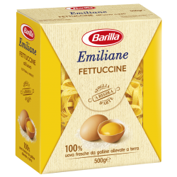 Barilla Emiliane Fettuccine - 500g