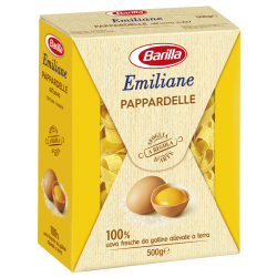 Barilla Emiliane Pappardelle - 500g