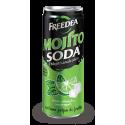 Freedea - Mojito & Soda - 0.33l