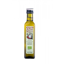Redoro - extra virgin olive oil with basil - 250ml