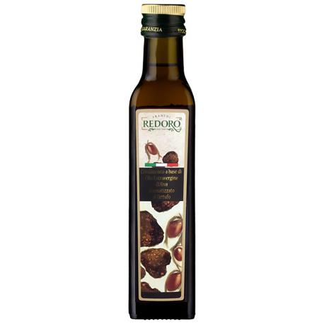 Redoro - extra virgin olive oil with truffle - 250ml