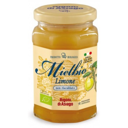 Rigoni di Asiago - Lemon bio-honey, creamy - 300g
