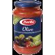 Barilla omáčka s olivami - 400g.