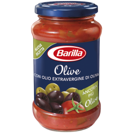 Barilla Tomatensauce mit Tunafisch - 400g.