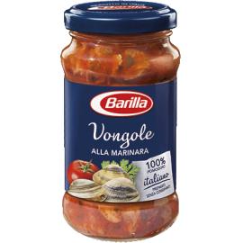 Barilla Vongole omáčka ze škeblí - 200g.