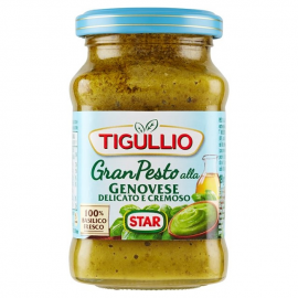 Tigullio Gran Pesto alla Genovese - basilico fresco without garlic - 190g