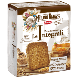 Mulino Bianco - suchary Le Integrali - 315g.
