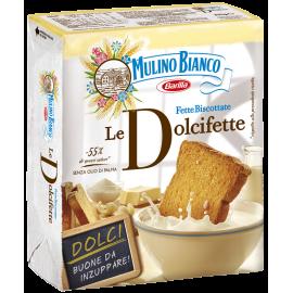Mulino Bianco - sladké suchary Le Dolcifette - 315g.