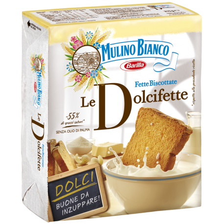 Mulino Bianco - Le Dolcifette - 315g.
