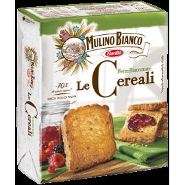 Mulino Bianco - cereální suchary Le Cereali - 315g.