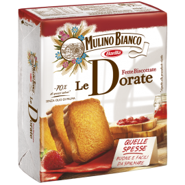 Mulino Bianco - suchary Le Dorate - 315g.