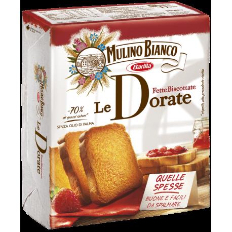 Mulino Bianco - Le Dorate - 315g.