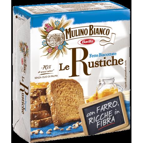 Mulino Bianco - Le Rustiche - 315g.
