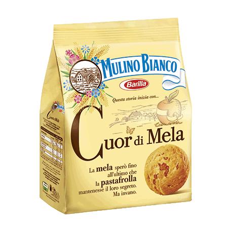 Mulino Bianco - Cuor di Mela - 300g.